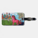 Once Upon a Time FairyTale Tags Travel Bag Tags