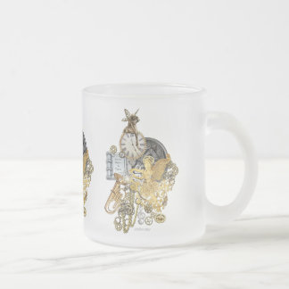 Once upon A Time Frosted Glass Coffee Mug