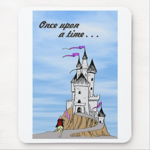 Once Upon A Time ... Mouse Pad