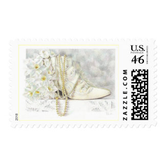 Once Upon a Time Postage Stamps