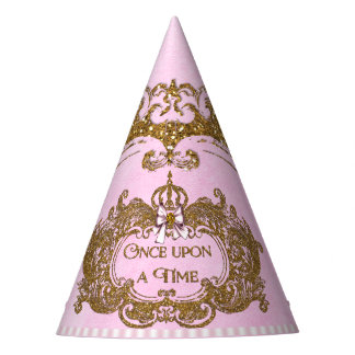 Once Upon a Time Princess Birthday Party Hat