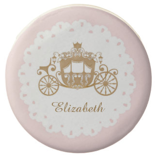 Once Upon a Time Princess Carriage Cookies