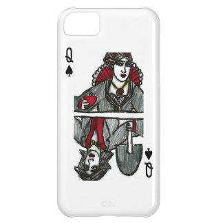 Once Upon a Time -Queen of Spades iPhone 5C Case