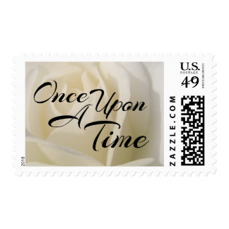 Once Upon A Time Rose Stamps