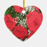 Once Upon a Time... Roses Christmas Tree Ornament