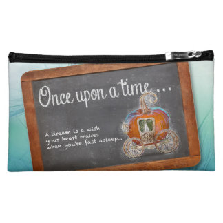 Once Upon A Time Series 1 Pumpkin Cosmetic Bag