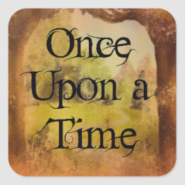 ONCE UPON A TIME Stickers