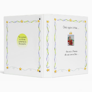 Once upon a time there was a Princess...lifebook Binders