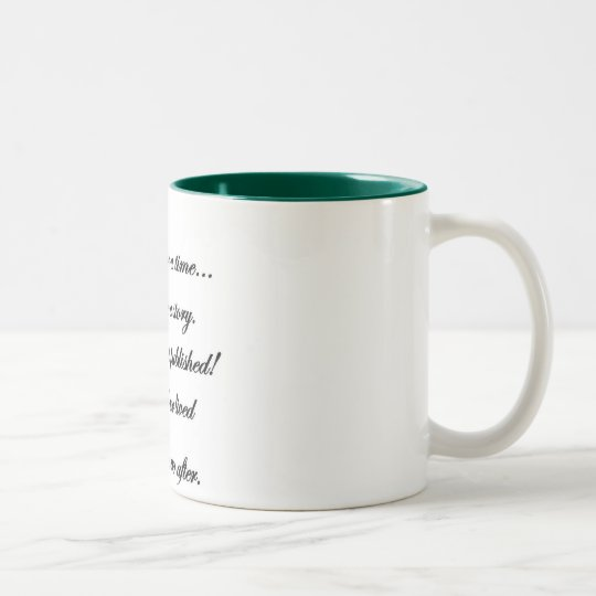 Once Upon A Time Two-Tone Coffee Mug