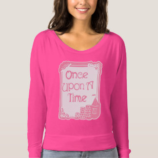 Once Upon A Time Women's Flowy Off Shoulder Shirt