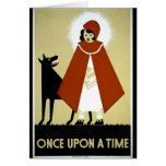 Once Upon a Time - WPA Poster -