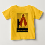 Once Upon a Time - WPA Poster - Baby T-Shirt