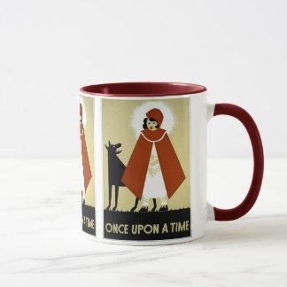 Once Upon a Time - WPA Poster - Mug