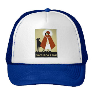 Once Upon a Time - WPA Poster - Trucker Hat