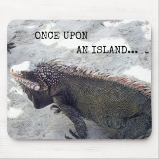 Once Upon an Island... Mouse Pad