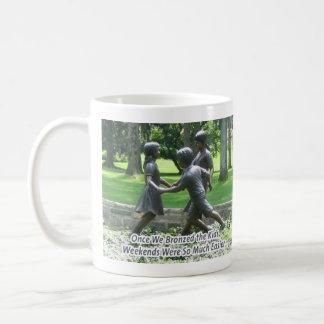 Once We Bronzed the Kids... Coffee Mug