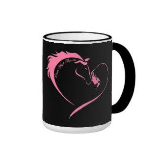 Once Wild Hearts - Mug