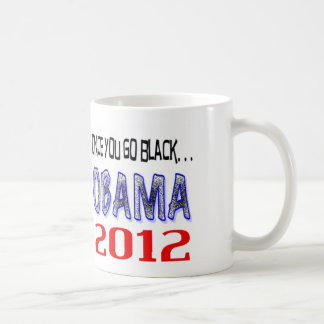 Once you go black.. coffee mug