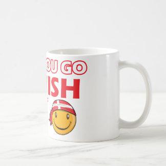 Once you go Danish Mug