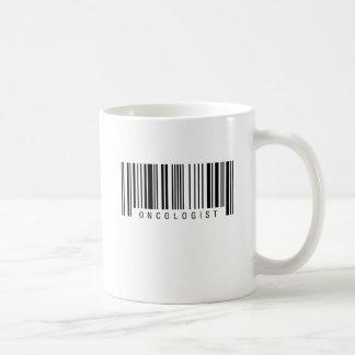 Oncologist Barcode Coffee Mug