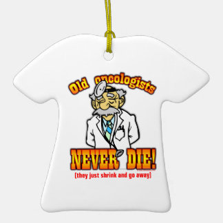 Oncologists Ornaments