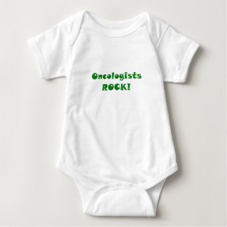 Oncologists Rock Baby Bodysuit