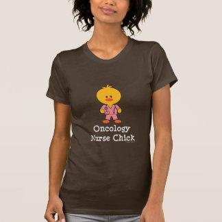 Oncology Nurse Chick Tee Shirt