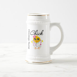 Oncology Nurse Chick v2 Mug