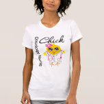 Oncology Nurse Chick v2 T-shirt