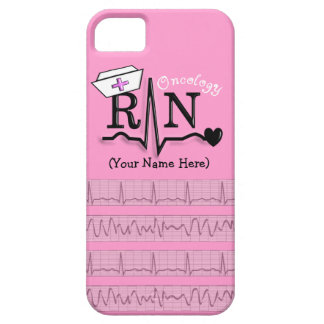 Oncology Nurse Design iPhone 5 Barely There Case