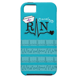 Oncology Nurse Design iPhone 5 Barely There Case 2