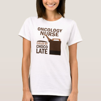 Oncology Nurse (Funny) Chocolate T-Shirt