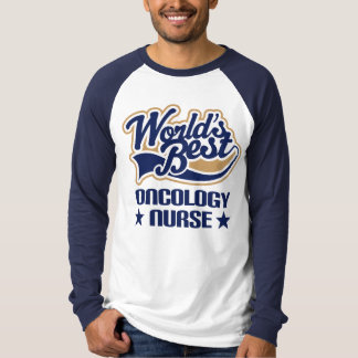 Oncology Nurse Gift T-Shirt