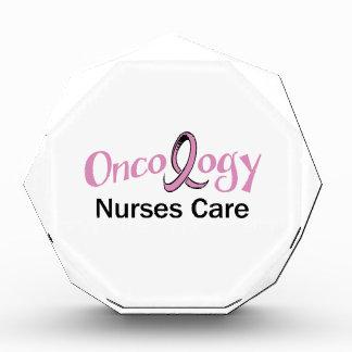 ONCOLOGY NURSES CARE AWARD