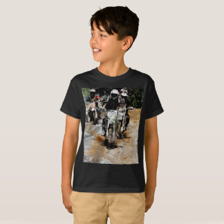 Oncoming  - Motocross Racers T-Shirt