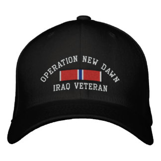 OND Bronze Star Embroidered Baseball Hat