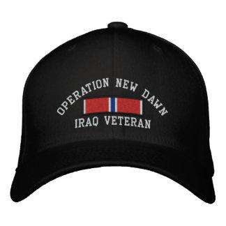 OND Bronze Star Embroidered Hat