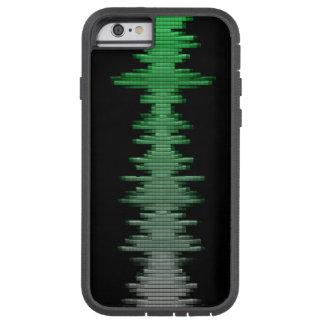 Onda acústica funda de iPhone 6 tough xtreme
