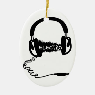 Onda audio electro Elektro MU de Kopfhörer de los  Adorno Para Reyes