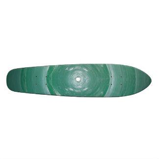 Onda de alta mar de la esfera verde: Supersónico s Patin Personalizado