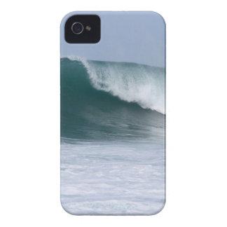 Onda de fractura iPhone 4 Case-Mate carcasas