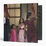 "Onda de la familia de Barak Obama en el ayer por Carpeta 1 1/2"""
