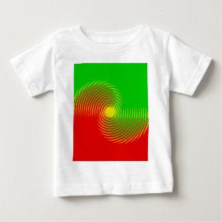 Onda de Spikey Rasta T-shirts