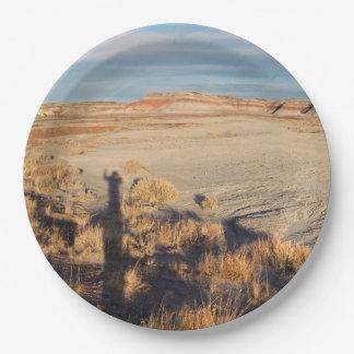 Onda del desierto: Parque nacional del bosque