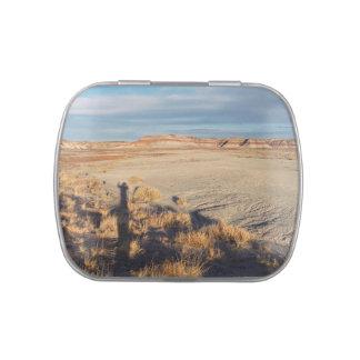 Onda del desierto: Parque nacional del bosque ater Frascos De Dulces