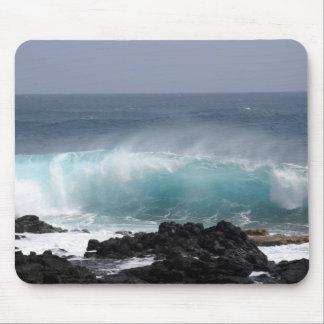 Onda del sur del punto, Hawaii Alfombrilla De Ratones