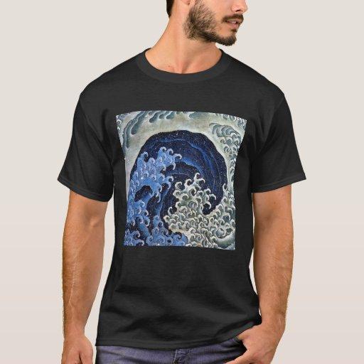 Onda femenina, Hokusai Playera