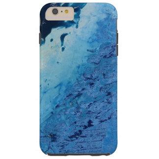"""ONDA LIBRE 2"" caso del arte abstracto Iphone6/s Funda Para iPhone 6 Plus Tough"