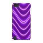 Onda púrpura brillante