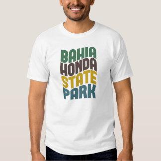 Onda retra del parque de estado de Bahía Honda Remeras